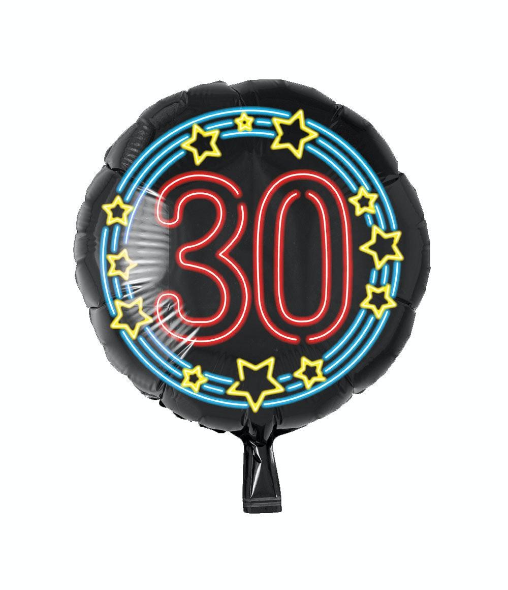 Neon Foil balloon - 30