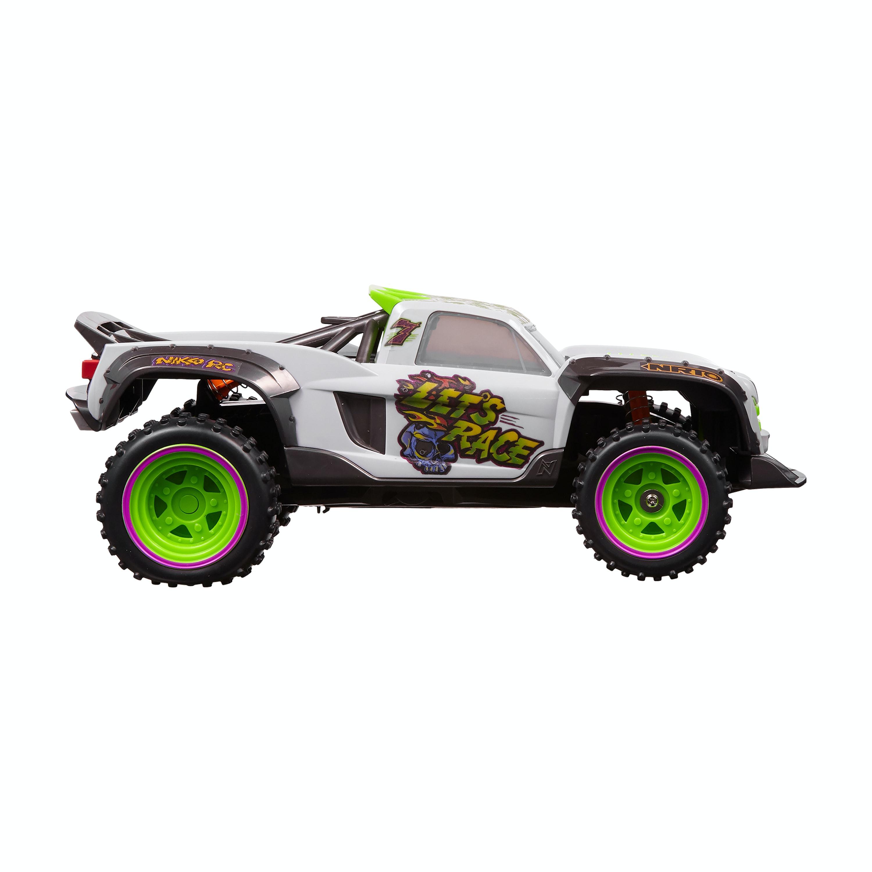 Nikko Auto RC Pro Trucks Let s Race 7 10062-100 instapmodel met accu