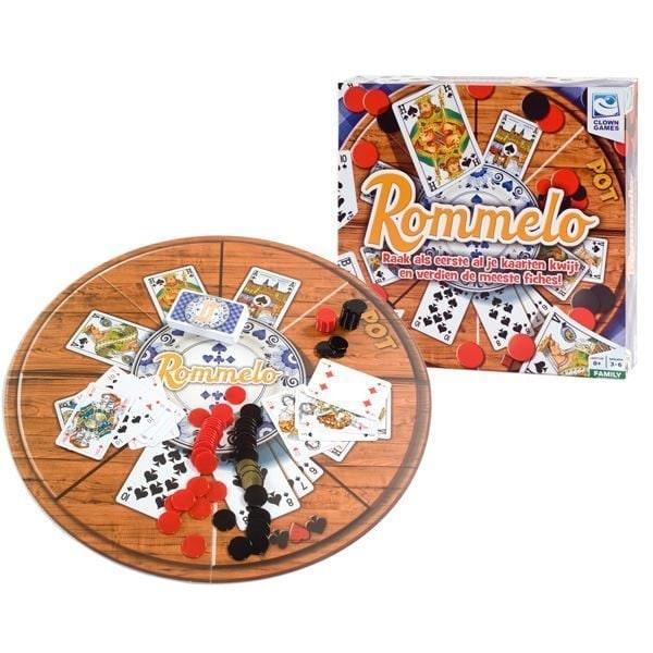 Clown Rommelo bordspel