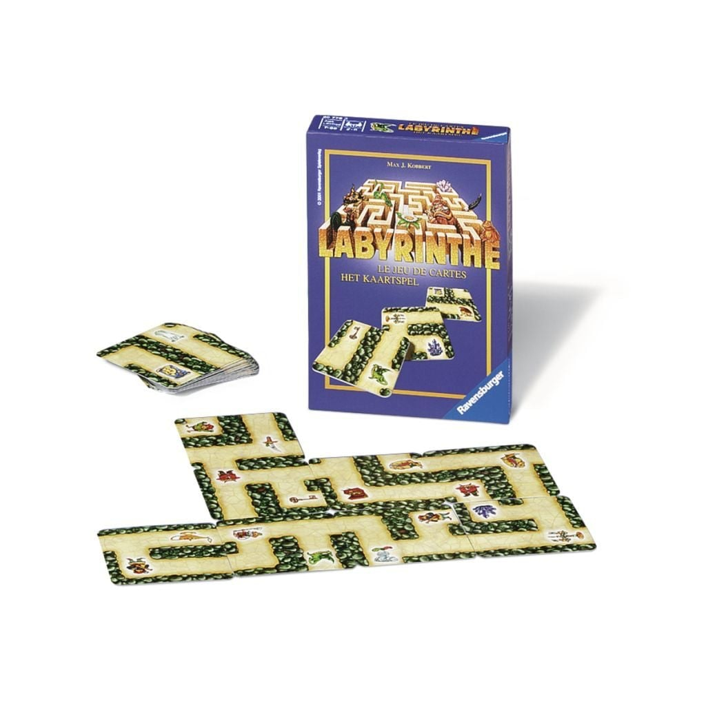 Labyrinth Kaartspel