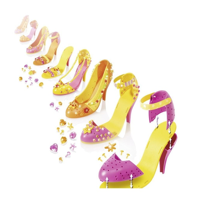 Ravensburger SoStyly I love shoes flowers op=op