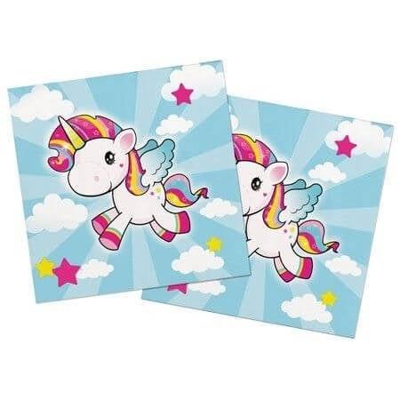 Servetten Unicorn 20 stuks