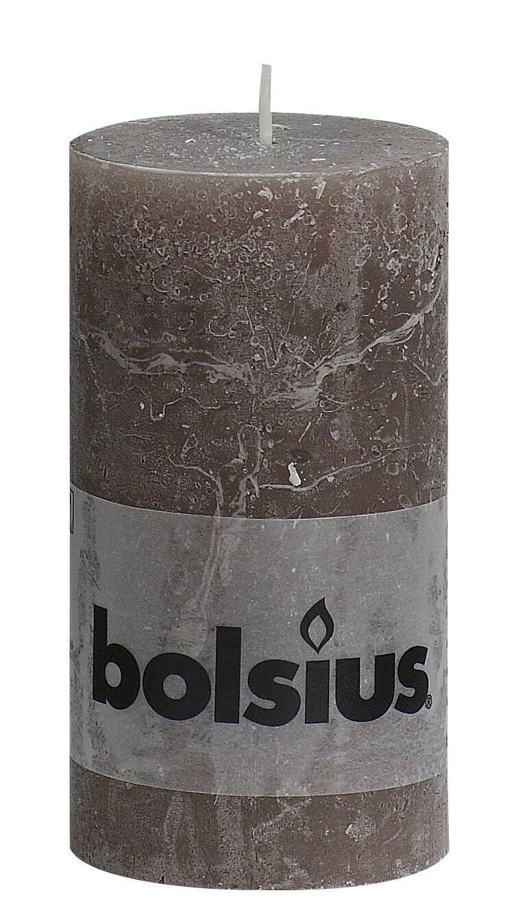 Bolsius Stompkaars 130-68 Taup Stuk