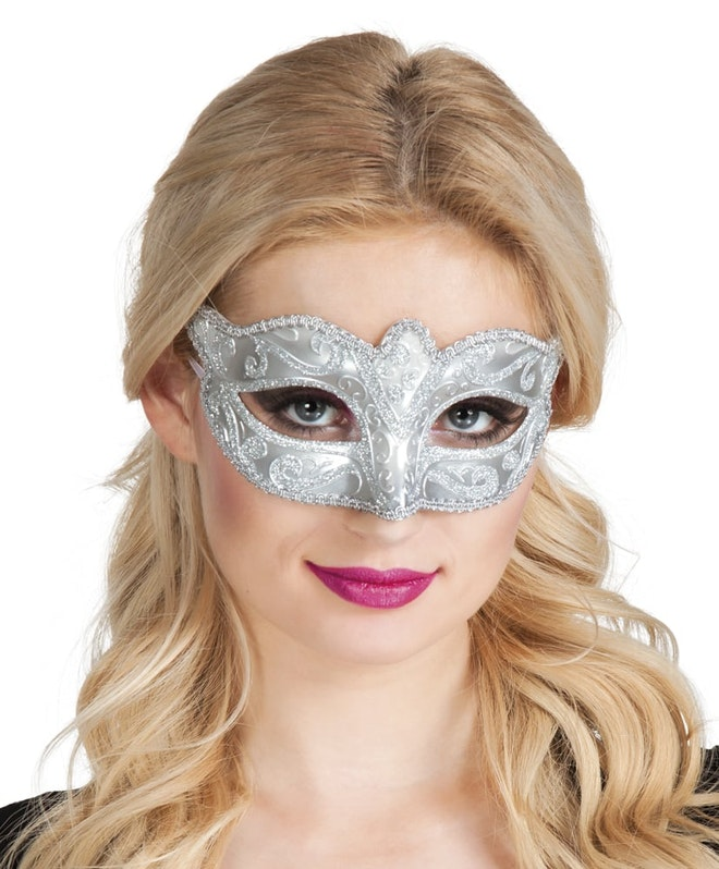 Felina zilver masker