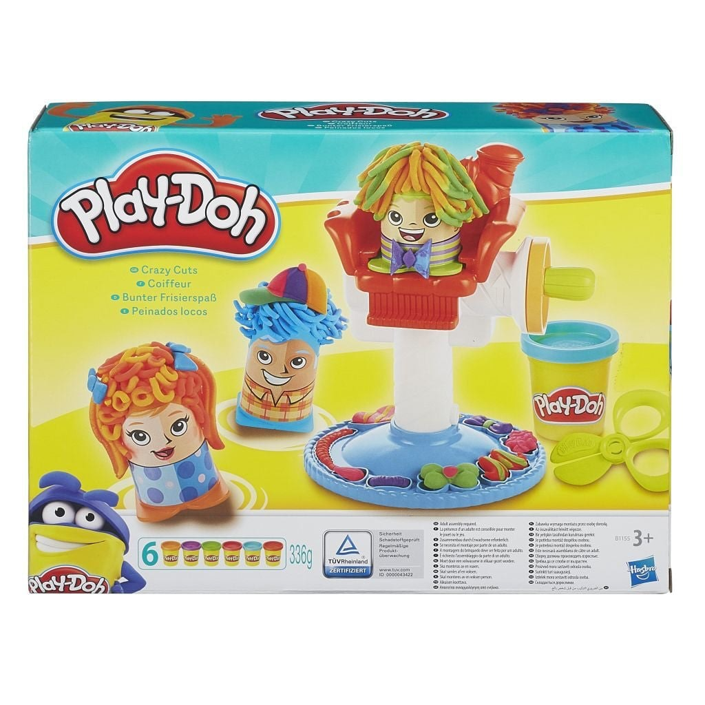 Play-Doh Crazy Cuts speelset