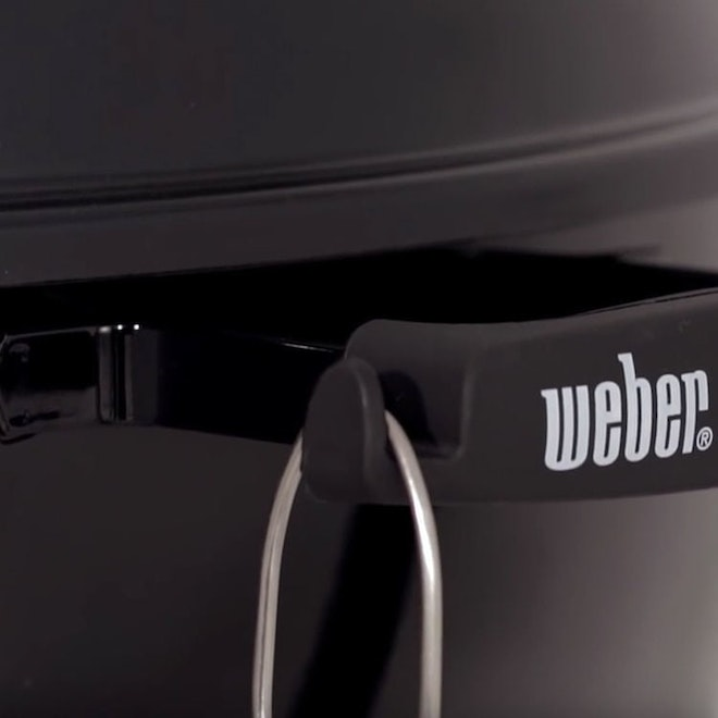 Weber Master-Touch GBS 57cm Black