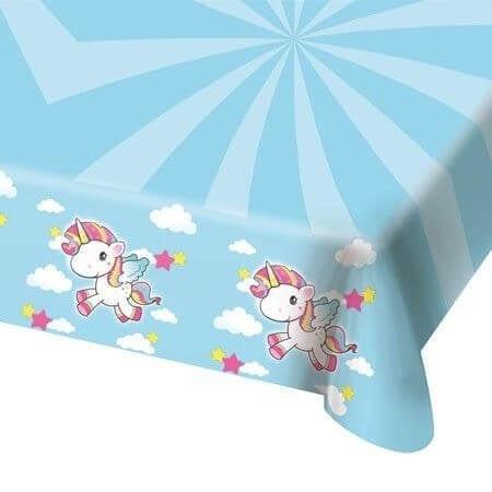 Tafelkleed unicorn 130x180cm
