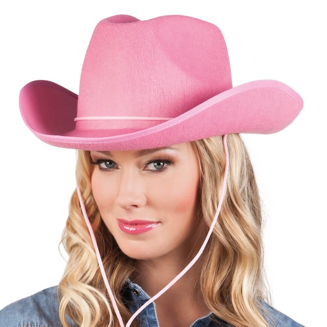 Hat Rodeo pink
