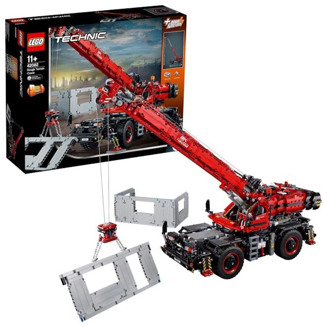 LEGO® Technic 42082 Kraan voor alle terreinen OP=OP