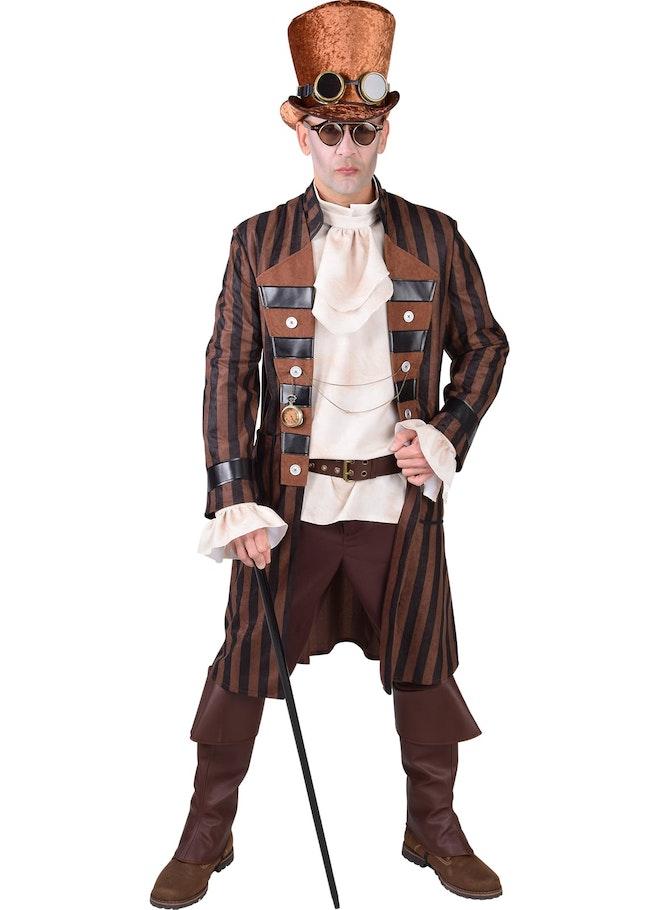 Mantel steampunk Piraat