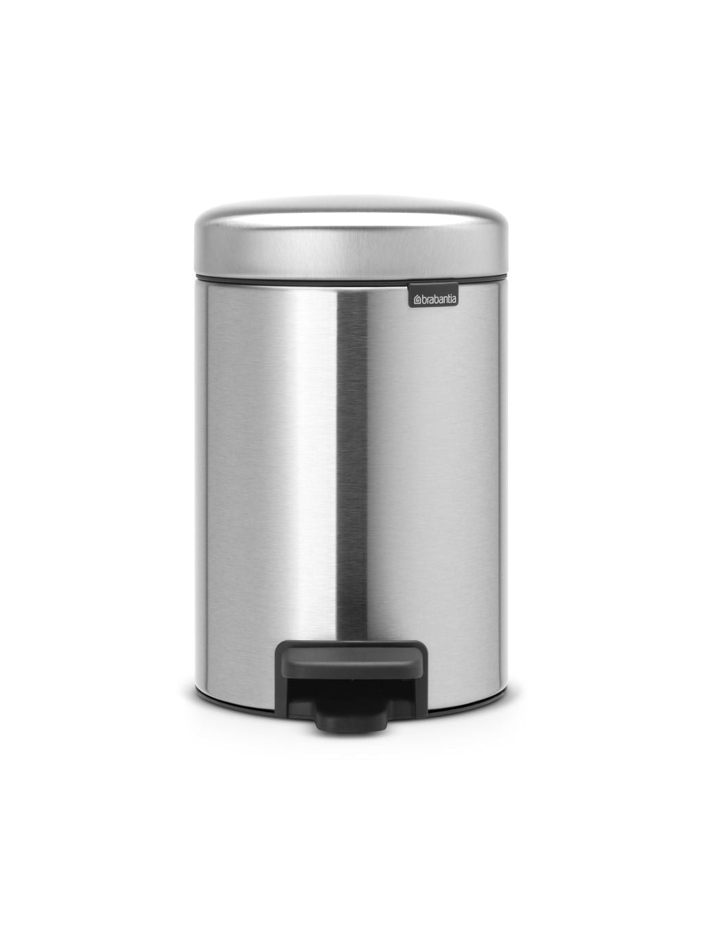 Brabantia New Icon Pedaalemmer FPP 3L Matt Steel
