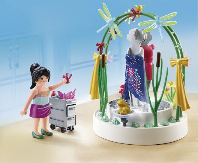 Playmobil® City life 5489 Styliste met verlichte etalage OP=OP