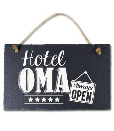 Leisteen Hotel Oma