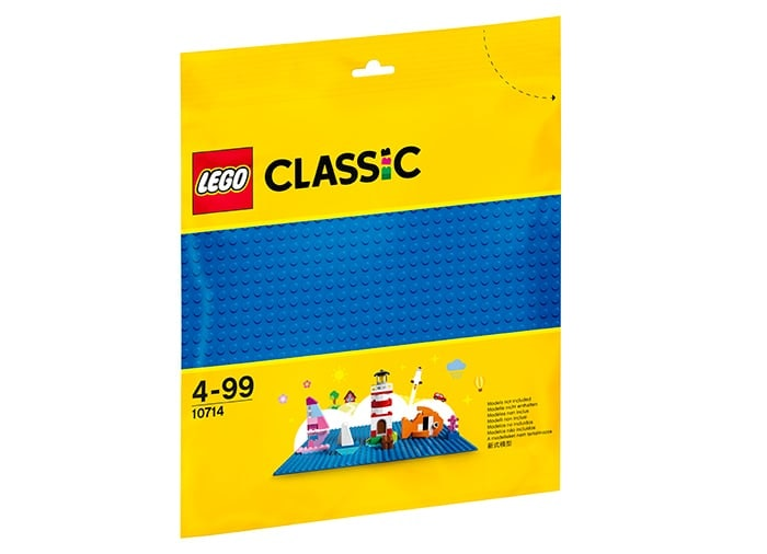 Lego 10714 Classic Plaat Bl.