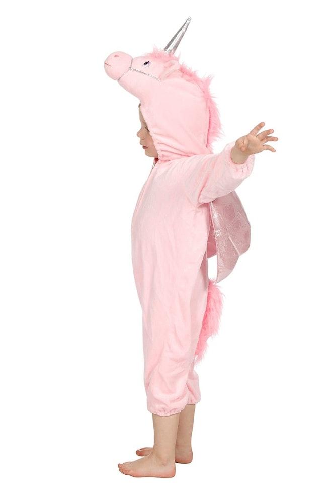 Eenhoorn roze op=op