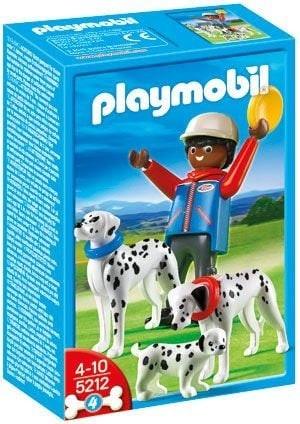 Playmobil 5212 Dalmatier Familie