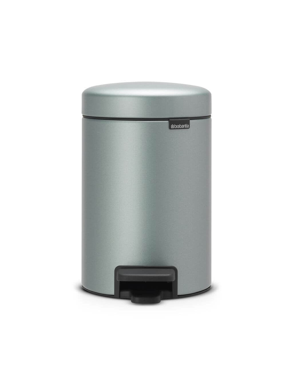 Brabantia New Icon Pedaalemmer 3L Metallic Mint