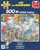 Jumbo puzzel Jan van Haasteren 500 stukjes Snoepfabriek - Product thumbnail