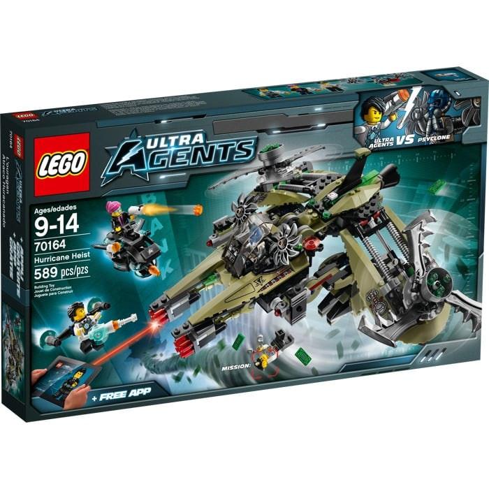 LEGO Lego Agents Speelgoed Jongens Lego Lego Agents Lego Agents
