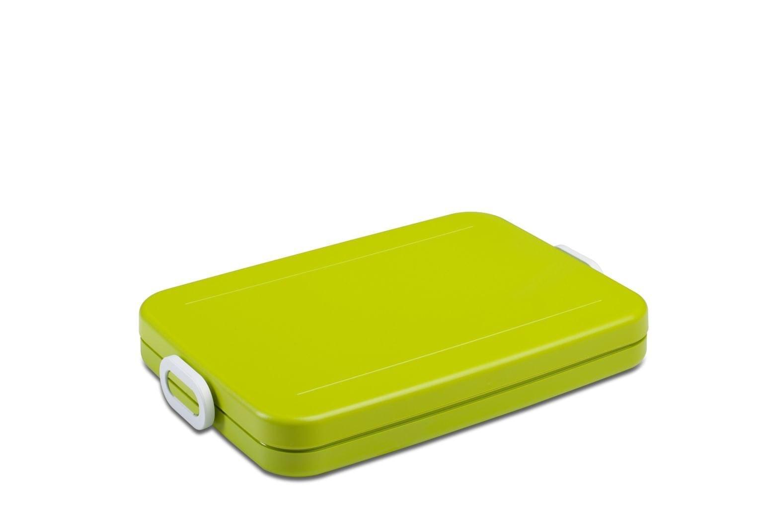Lunchbox Take A Break Flat Lime
