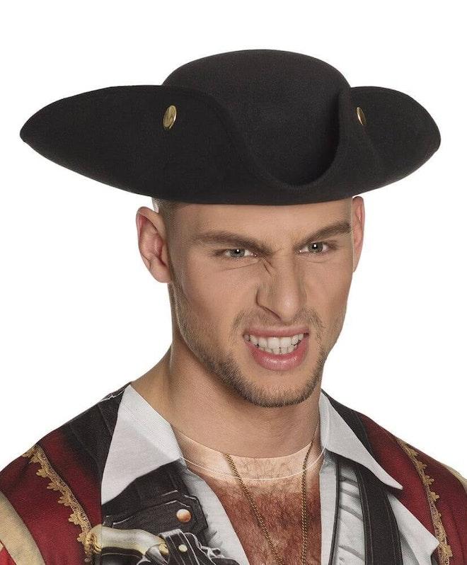 Admiraal William zwart