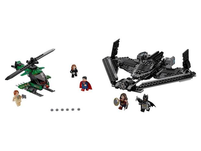 LEGO® Super Heroes 76046 Heroes Of Justice: Luchtduel OP=OP