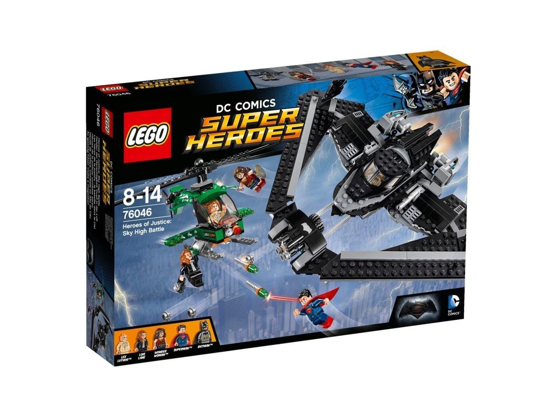 LEGO DC Comics Super Heroes luchtduel 76046