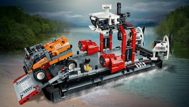 LEGO® 42076 Technic Hovercraft OP=OP