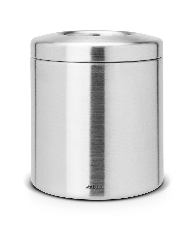 Brabantia Tafelafvalbakje Matt Steel-Metal Ring