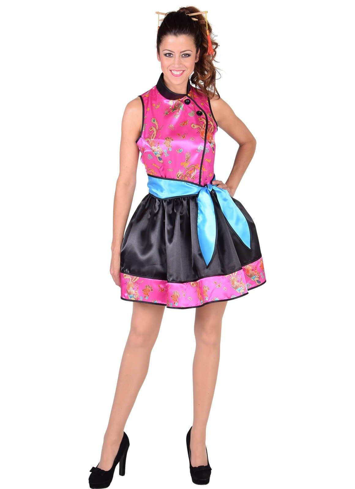 Chinese jurk Suzy wong