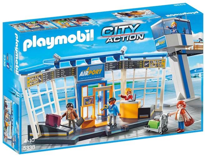 Playmobil® 5338 Luchthaven met verkeerstoren OP=OP