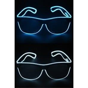 Bril met LED-lights