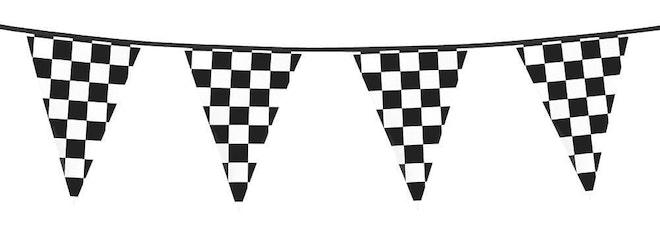 vlaggenlijn racing