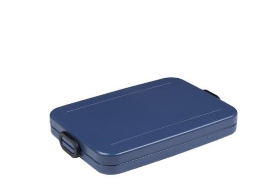 Rosti Mepal Take a Break Flat lunchbox Nordic Denim