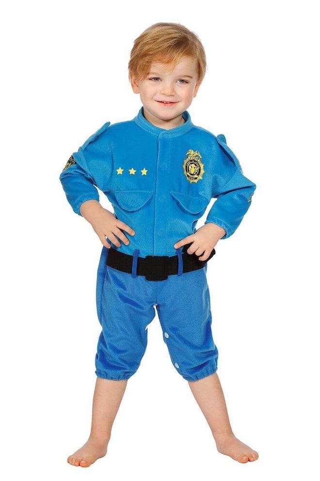 Onesie baby police
