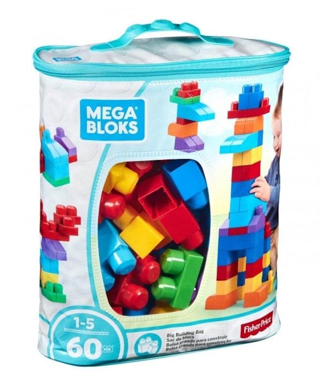 Megablocks bouwstenen 60 delig