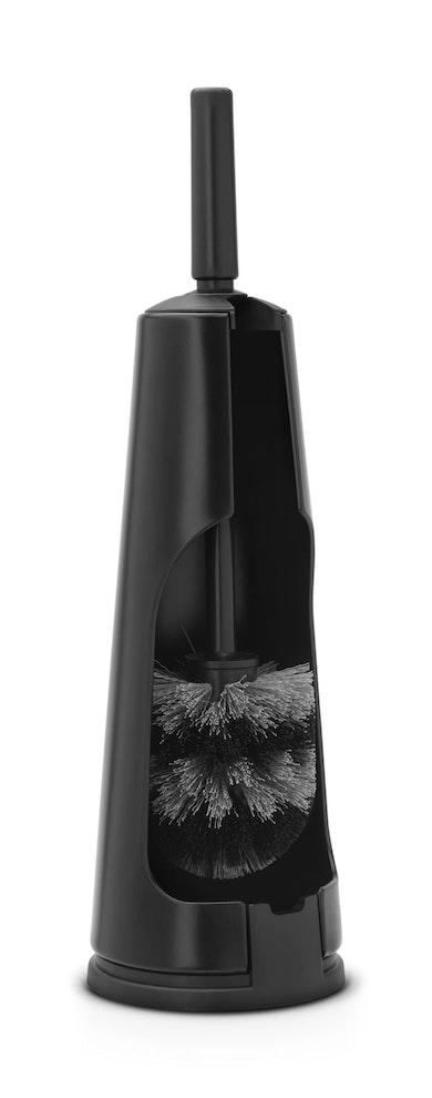Brabantia toiletborstel met houder zwart