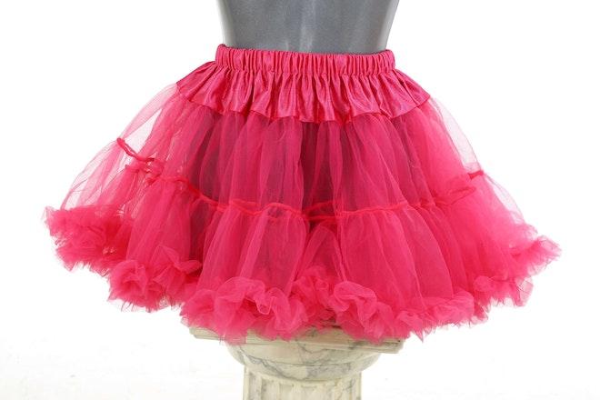 petticoat short pink