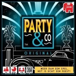 Jumbo Party & Co. Original 2013 BNL