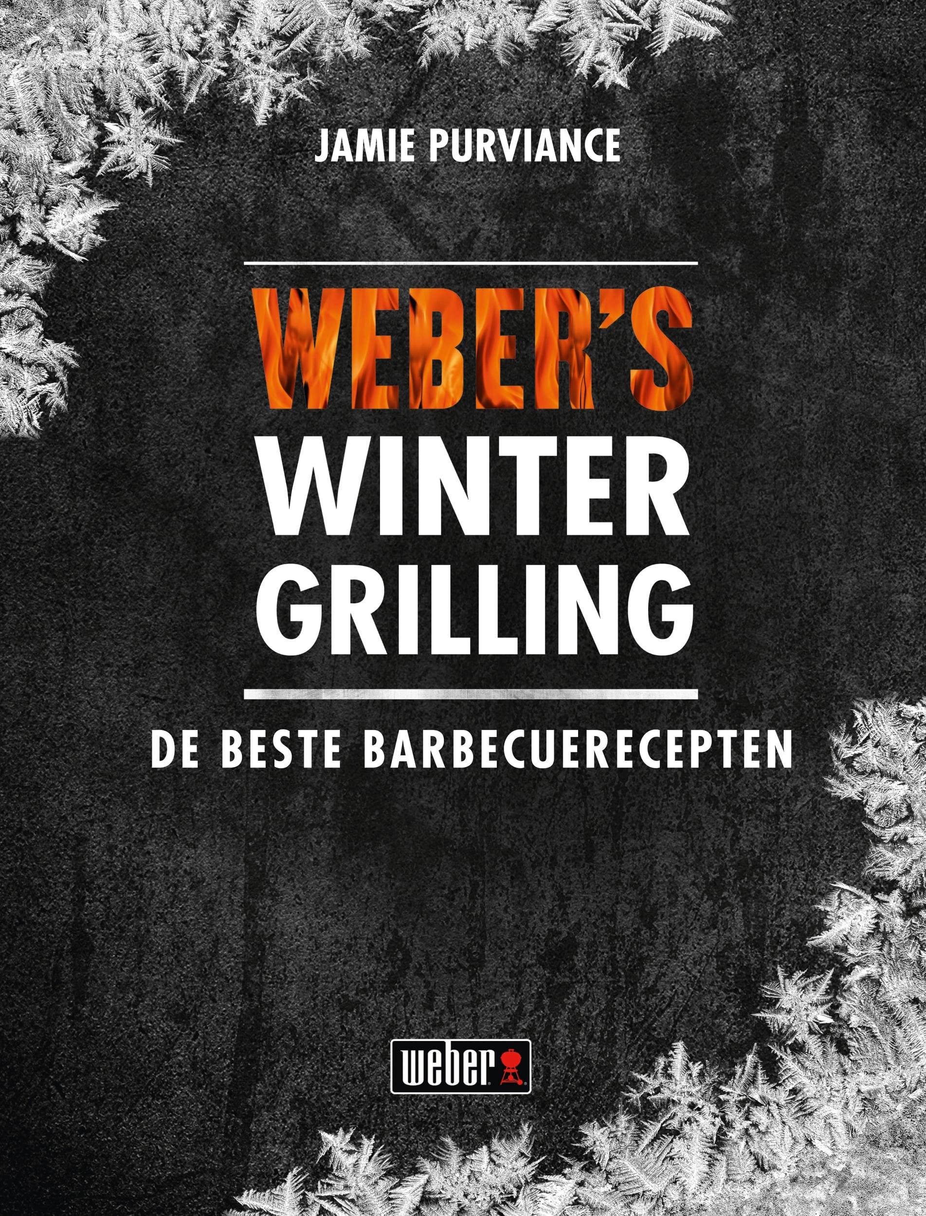 Weber Kookboek Weber's Winter Grilling