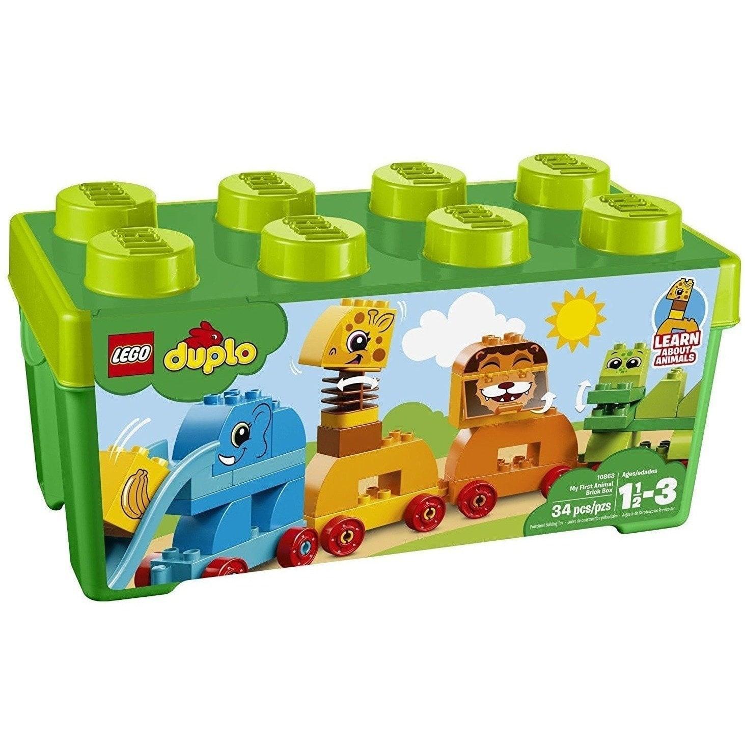 Lego 10863 Duplo First Dieren