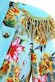 Panther flower mint jas - Product thumbnail