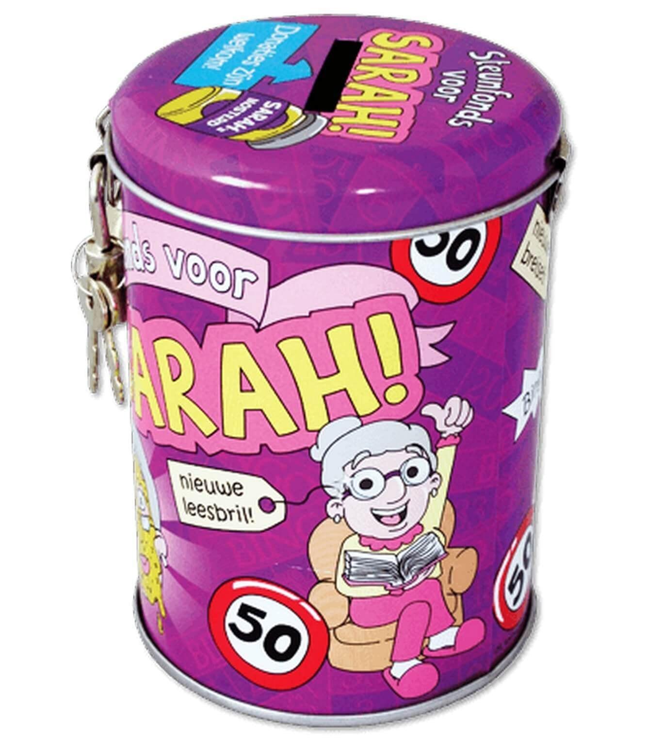 Spaarpotten - Sarah