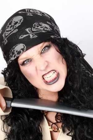 Piraten hoofddoek