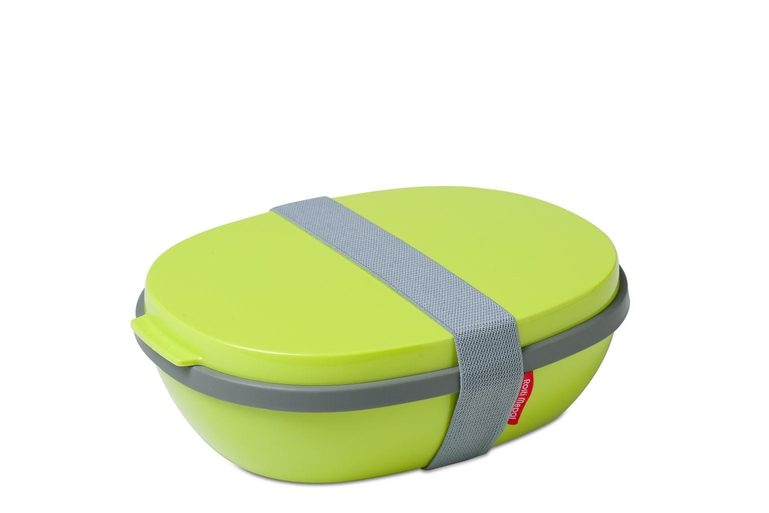 Rosti Mepal Lunchbox To Go Elipse Lime