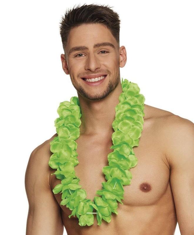 Hawaïkrans ohana groen