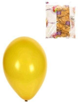 Ballon 100x goud