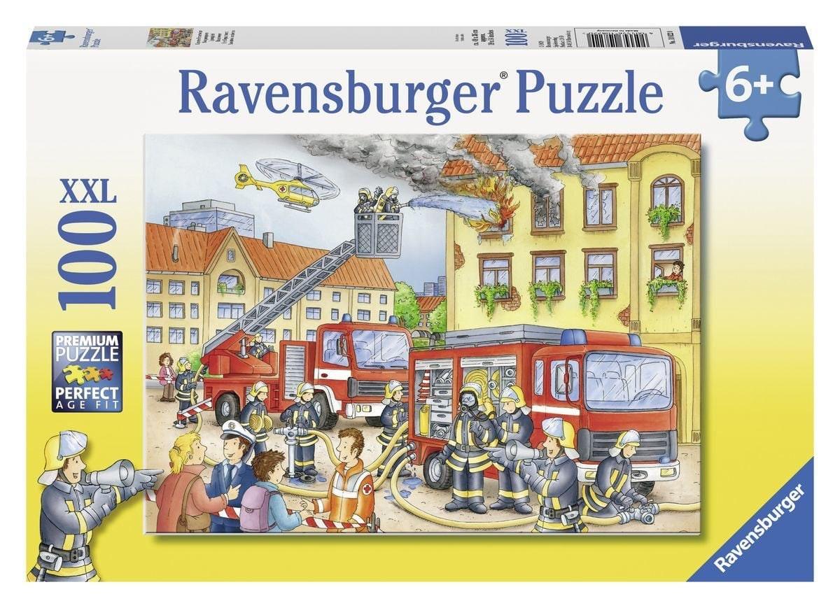 Ravensburger XXL puzzel brandweer 100 stukjes
