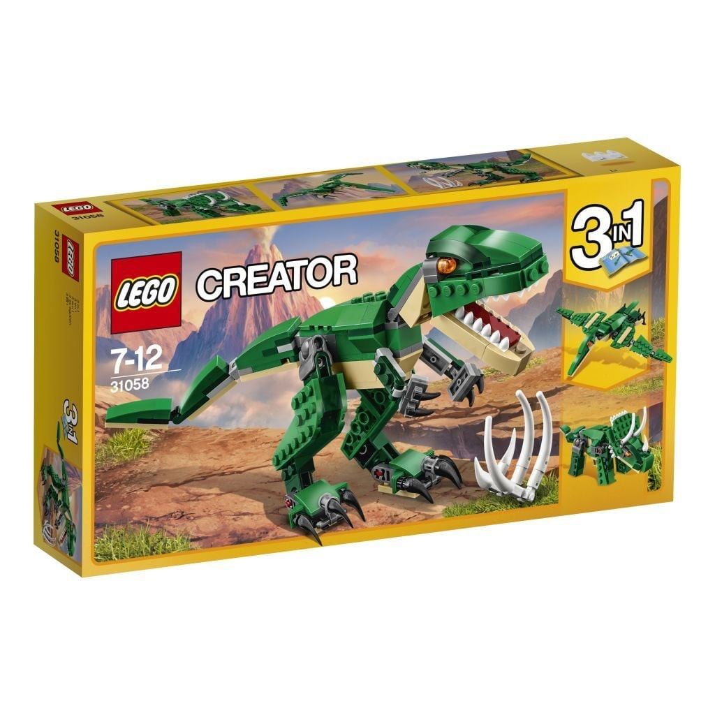 Machtige dinosaurussen Lego (31058)
