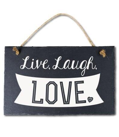 Leisteen Live, Laugh, Love
